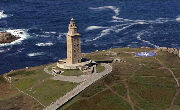 La Torre de Hércules, símbolo y leyenda