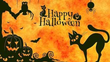 Halloween, alimentos