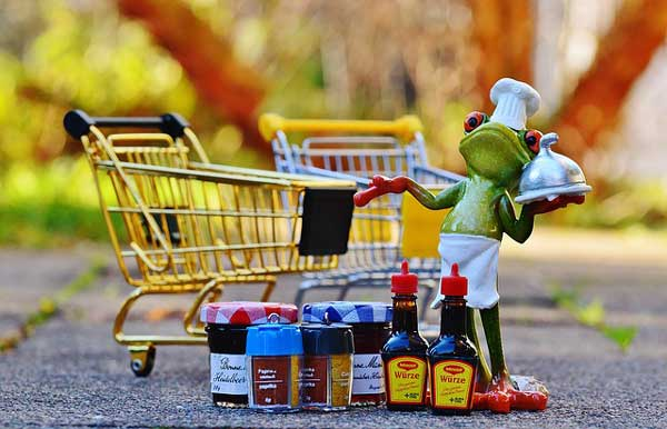 ideas para compra healthy