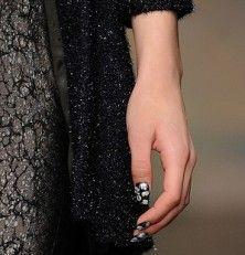 Uñas, colores de moda