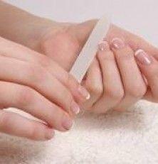 ¿Sabes cómo limar tus uñas?
