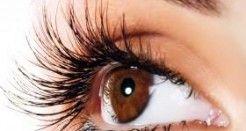 ¡Qué bonitos ojos tienes!