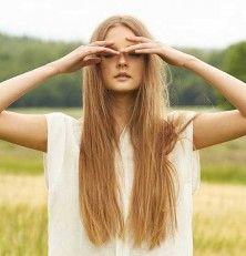 Secar el cabello, todo un gesto de cuidado