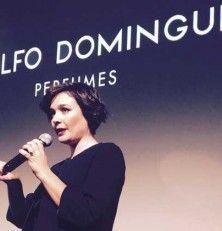 Adriana Domínguez y su interpretación de la belleza