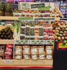 Alimentos ecológicos, más cerca y a mejor precio