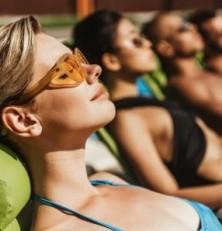 Protección solar, Necesaria incluso en pieles bronceadas