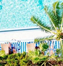 Rutina de cuidado facial, también si vas a la playa o piscina