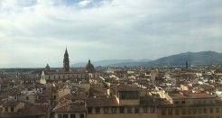 Florencia, la belleza elevada al infinito