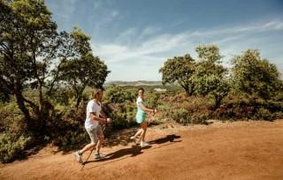 Nordic Walking, un ejercicio de moda