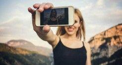 5 pasos para salir guapa en un selfie