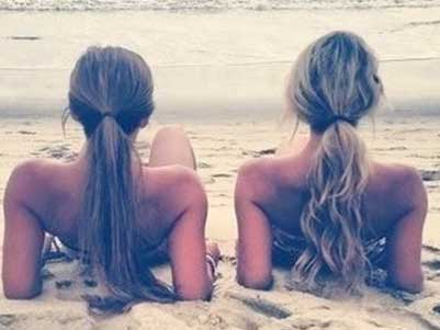 verano en tu pelo
