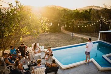 fiesta de verano en 10 pasos