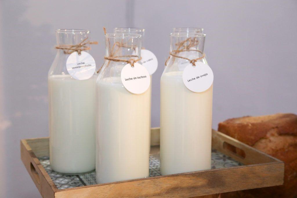 lácteos y confinamiento