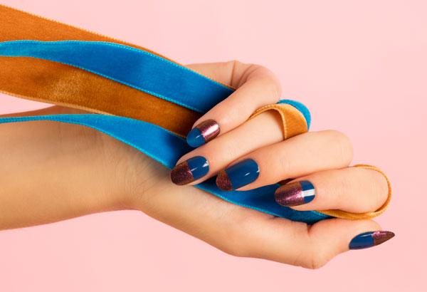 forma de las uñas