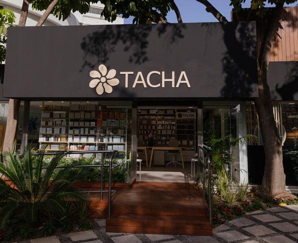 portal de Tacha Beauty en Marbella